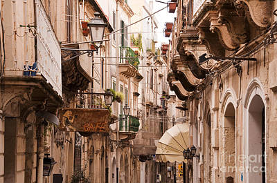 Sicily Art Print by Delphimages Photo Creations