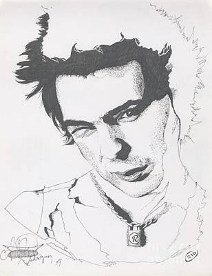 Alex Rodriguez Drawing - Sid by Alex Rodriguez