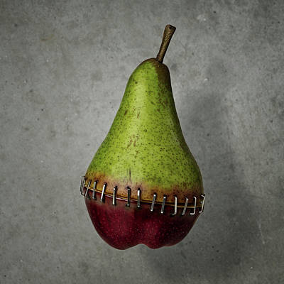 Pear Wall Art - Photograph - Side Effects Of Humanity 2-02 by Mister Solo