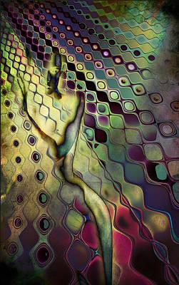 Digital Art - Side Swiper by Greg Sharpe