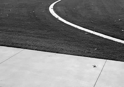 Photograph - Sidewalk by Eileen Shahbazian