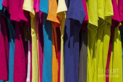 Art Print featuring the photograph Sidewalk Sales by Alice Mainville