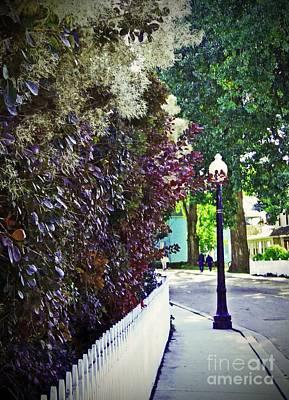 Photograph - Sidewalk Stroll II by Desiree Paquette