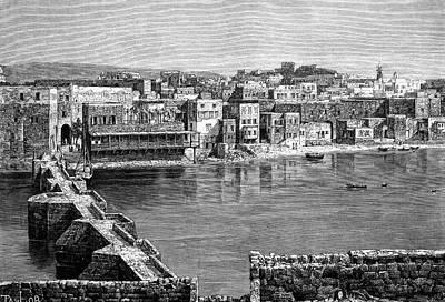 Sidon Art Print by Bildagentur-online/tschanz