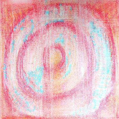 Pointillist Mixed Media - Sieg by Jacob Alexander Kendall