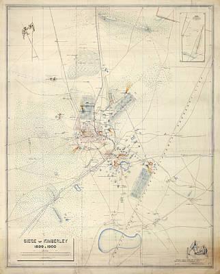 Siege Of Kimberley Art Print by British Library