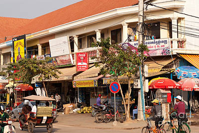 Photograph - Siem Reap 07 by Rick Piper Photography