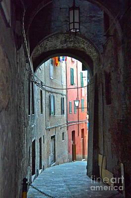 Siena Italy Art Print by Amy Fearn