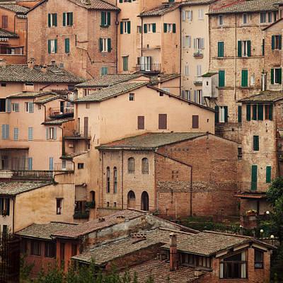 Siena Italy Art Print by Kim Fearheiley