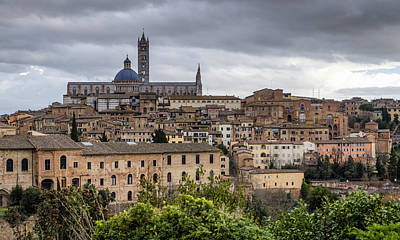 Photograph - Siena by Pablo Lopez