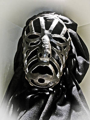 Sienna Italy Digital Art - Siena Torture Mask by Robert Ponzoni