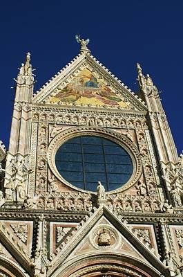 Sienna Cathedral Art Print by Barbara Stellwagen