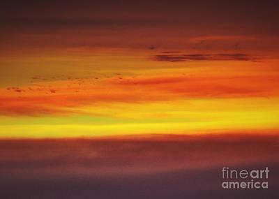 Photograph - Sienna Sky by Darla Wood