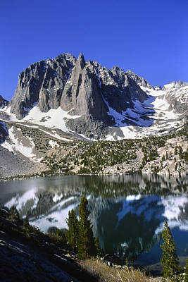 Eastern Accents Photograph - Sierra Crag by Jeff Leland