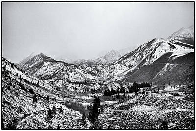 Photograph - Sierra Nevada I by Gigi Ebert