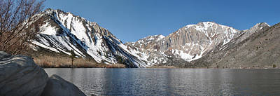 Photograph - Sierra Nevadas Ca Pan 22 by Jeff Brunton
