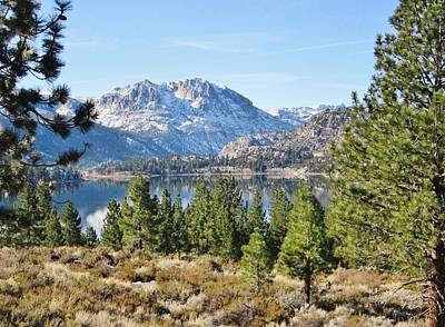 Art Print featuring the photograph Sierra Perfect by Marilyn Diaz