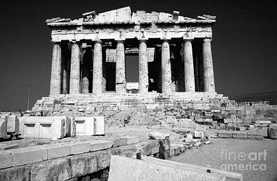 Photograph - Siesta @ The Parthenon by Sandro Rossi