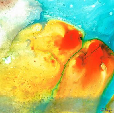 Painting - Siesta Sunrise by Sharon Cummings