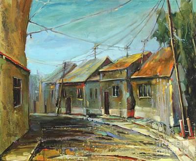 Siesta Time Original by Michal Kwarciak