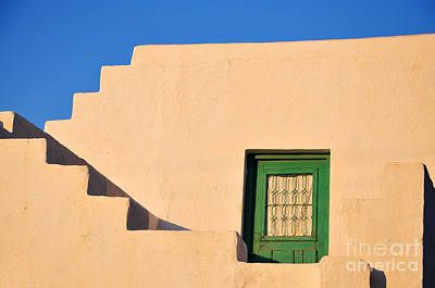 Photograph - Apollonia Town In Sifnos Island by George Atsametakis