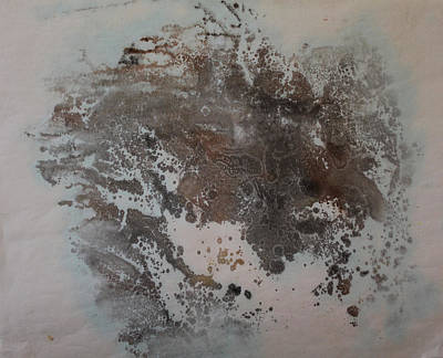 India Ink Wall Art - Painting - Signature Of Ink 1 by Ethel Vrana