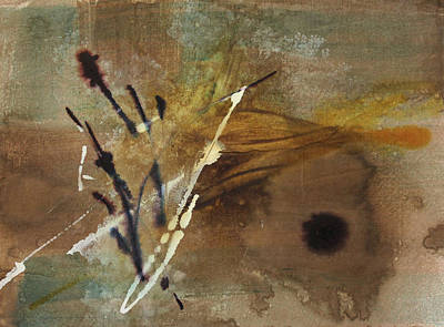India Ink Wall Art - Painting - Signature Of Ink 5 by Ethel Vrana