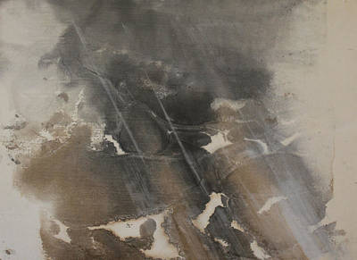 India Ink Wall Art - Painting - Signature Of Ink 6 by Ethel Vrana