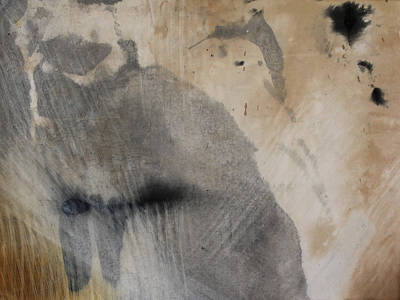 India Ink Wall Art - Painting - Signature Of Ink 7 by Ethel Vrana