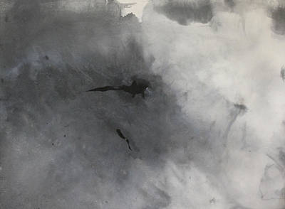 India Ink Wall Art - Painting - Signature Of Ink 9 by Ethel Vrana