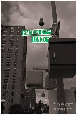 When Life Gives You Lemons - Signs of Harlem by Jillian Warner