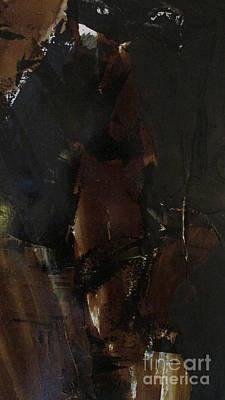 Silence Imposed Art Print