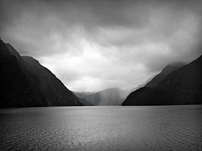 Photograph - Silence In Milford Sound by Julie Palencia