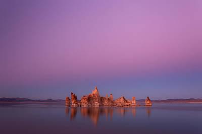 Mono Lake Photograph - Silence by Jaroslav Zakravsky