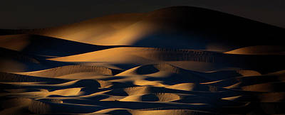 Death Valley Photograph - Silence by Phillip Chang