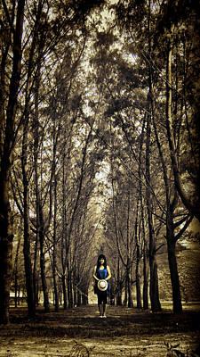Suradej Photograph - Silence by Suradej Chuephanich