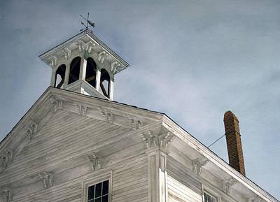 Silenced Bell Art Print by Tom Wooldridge
