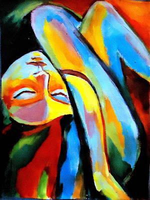 Silenced Desires Art Print by Helena Wierzbicki