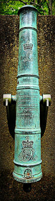 Politicians Royalty-Free and Rights-Managed Images - Silenced -- Surrendered British Cannon by Stephen Stookey