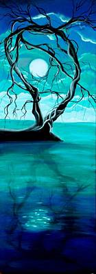 Painting - Silent Beauty by Angie Phillips