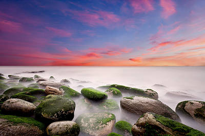 Sunset Photograph - Silent Calling by Jorge Maia