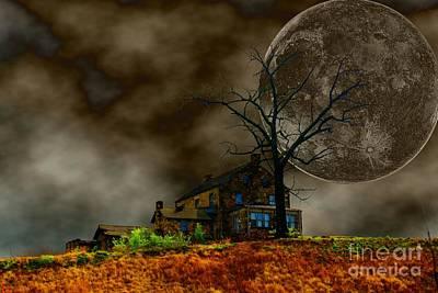 Silent Hill 2 Art Print by Dan Stone