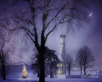 Photograph - Silent Night by Edmund Nagele
