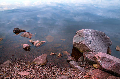 Photograph - Silent Waters. Ladoga Lake by Jenny Rainbow