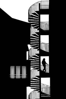 Wall Art - Photograph - Silhouette by Massimo Della Latta