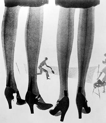 Silk Stockings, 1929 Art Print