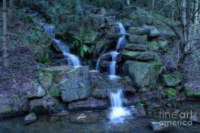 Photograph - Silky Water by Jackie Mestrom