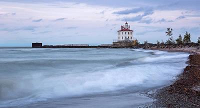 Photograph - Silky Waves by Dale Kincaid