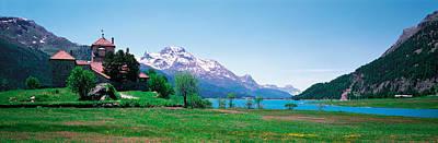 Sils Maria Switzerland Art Print by Panoramic Images