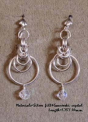 Silver Byzantine Rings 106 Original